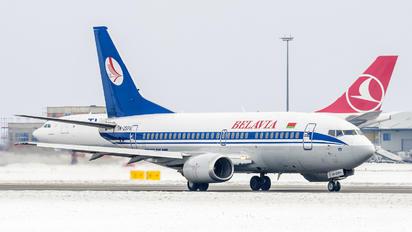 EW-25IPA - Belavia Boeing 737-500