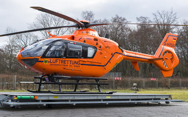 D-HZSO - Bundesgrenzschutz Eurocopter EC135 (all models)