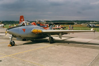 J-1183 - Switzerland - Air Force de Havilland DH.100 Vampire FB.6
