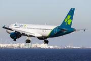 EI-DVL - Aer Lingus Airbus A320 aircraft