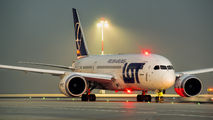 SP-LRG - LOT - Polish Airlines Boeing 787-8 Dreamliner aircraft