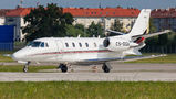 NetJets Europe (Portugal) Cessna 560XL Citation XLS CS-DQA at Zagreb airport