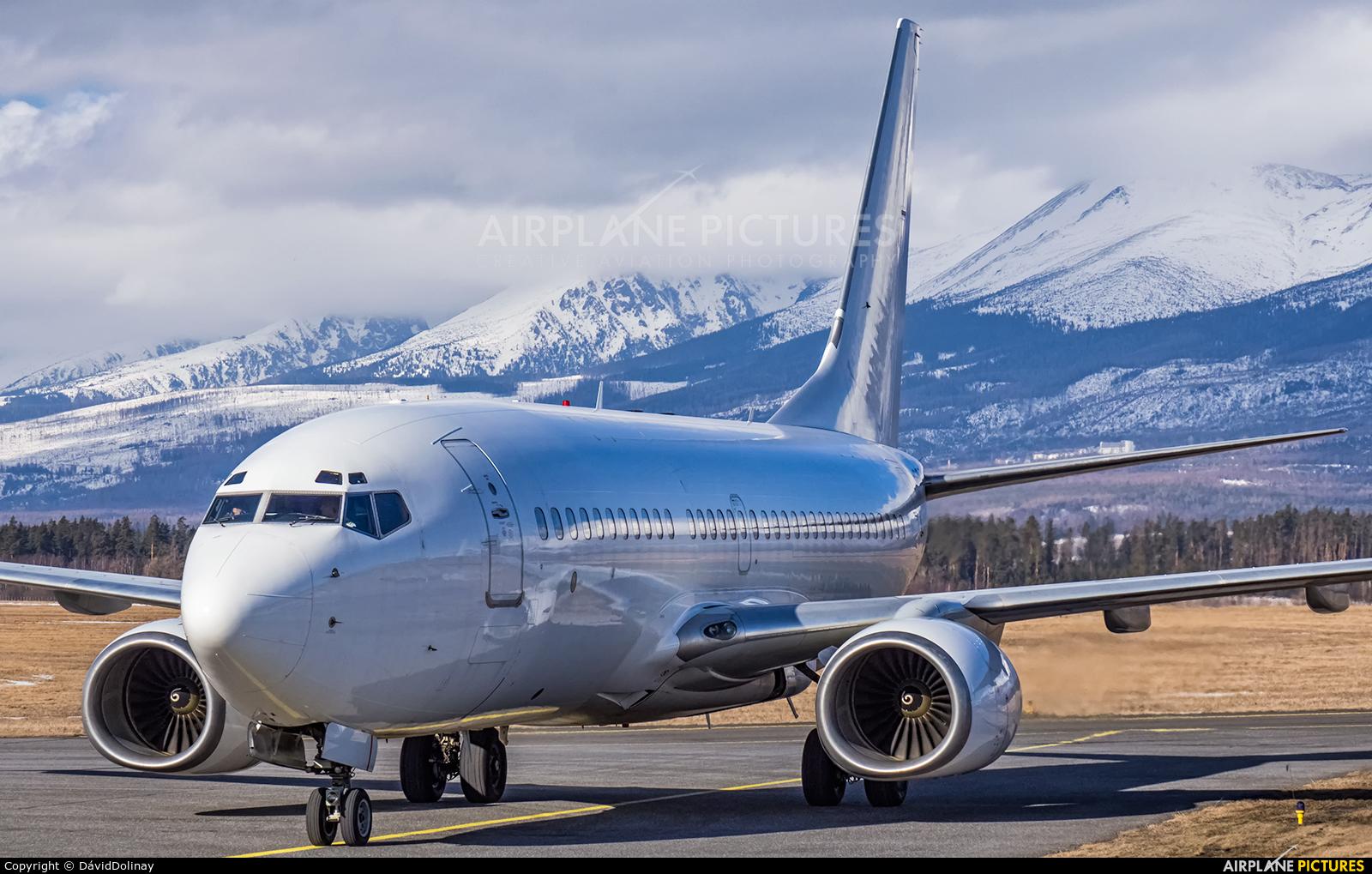 SkyUp Airlines UR-SQD aircraft at Poprad - Tatry
