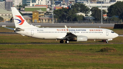 B-1703 - China Eastern Airlines Boeing 737-800