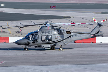 P4-ICE - Private Agusta Westland AW169