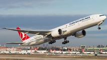 TC-LJI - Turkish Airlines Boeing 777-300ER aircraft
