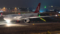 TC-JIN - Turkish Airlines Airbus A330-200 aircraft
