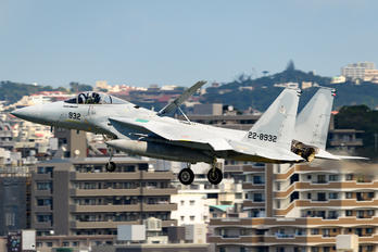 22-8932 - Japan - Air Self Defence Force Mitsubishi F-15J