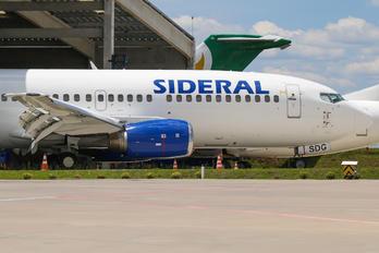 PR-SDG - Sideral Air Cargo Boeing 737-300F