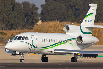 HA-LKZ - Private Dassault Falcon 900 series