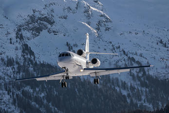 9H-YUM - TAG Aviation Dassault Falcon 900 series