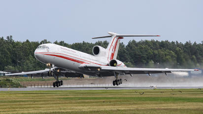 102 - Poland - Air Force Tupolev Tu-154M