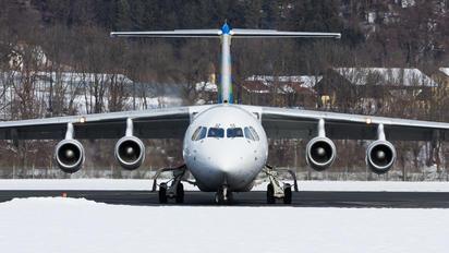 SE-DSZ - Braathens Regional British Aerospace BAe 146-300/Avro RJ100