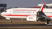 0110 - Poland - Air Force Boeing 737-86X(WL) aircraft