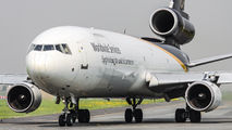 N284UP - UPS - United Parcel Service McDonnell Douglas MD-11F aircraft