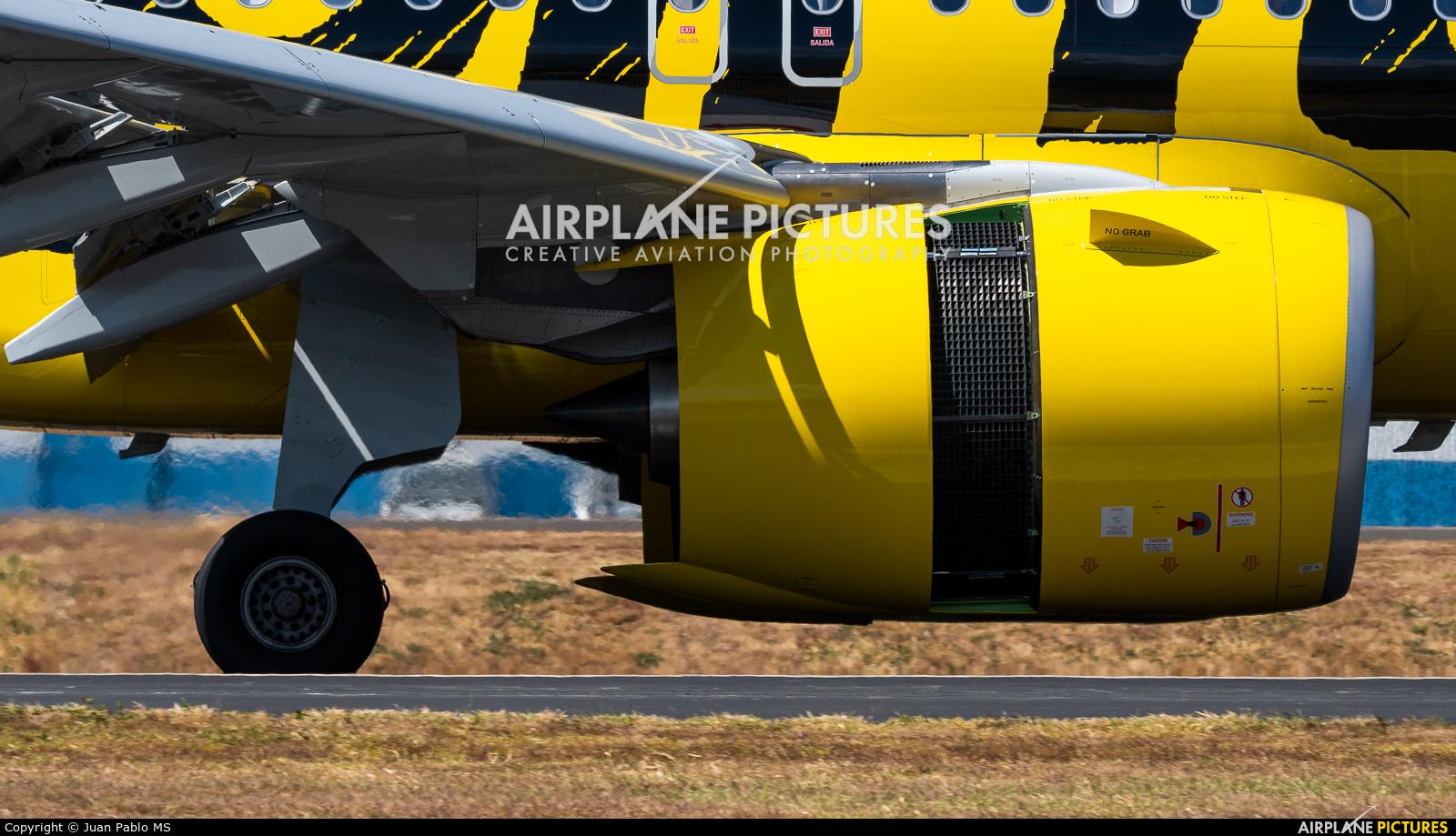 Spirit Airlines N910NK aircraft at San Jose - Juan Santamaría Intl