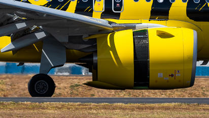 N910NK - Spirit Airlines Airbus A320 NEO