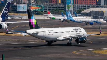 XA-VLE - Volaris Airbus A320