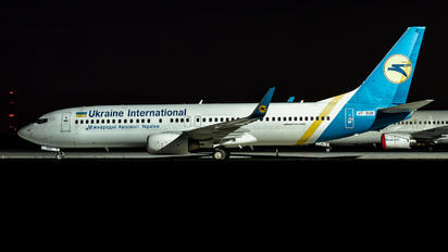 VP-BQR - Ukraine International Airlines Boeing 737-800