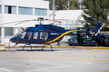 XC-DMX - Mexico - Police Bell 407GXP