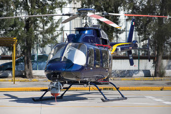 XC-DMA - Mexico - Police Bell 407GXP