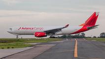 PR-ONV - Avianca Cargo Airbus A330-200F aircraft