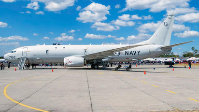 168762 - USA - Navy Boeing P-8A Poseidon