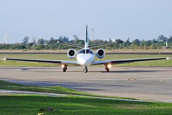 LV-CQV - Private Cessna 550 Citation Bravo