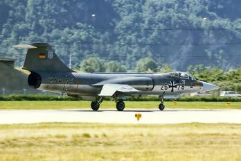 26+78 - Germany - Navy Lockheed F-104G Starfighter