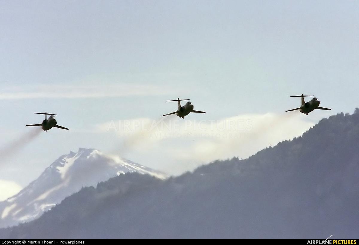Germany - Navy 26+83 aircraft at Sion