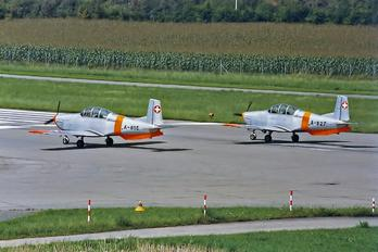 A-815 - Switzerland - Air Force Pilatus P-3