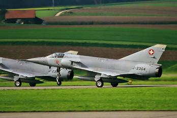 J-2304 - Switzerland - Air Force Dassault Mirage IIIS