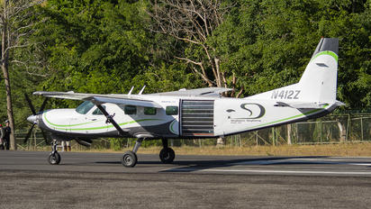 N412Z - Private Cessna 208B Grand Caravan