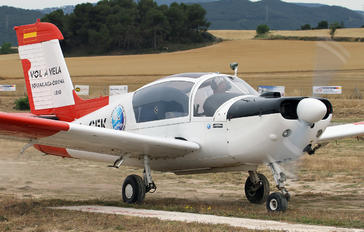 EC-CEK - Private Morane Saulnier MS.893ED Rallye 180GT