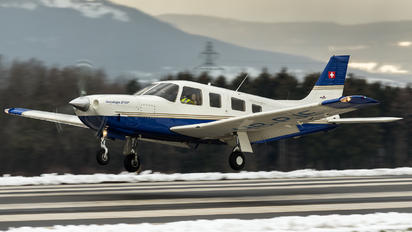 HB-PJE - Private Piper PA-32 Saratoga