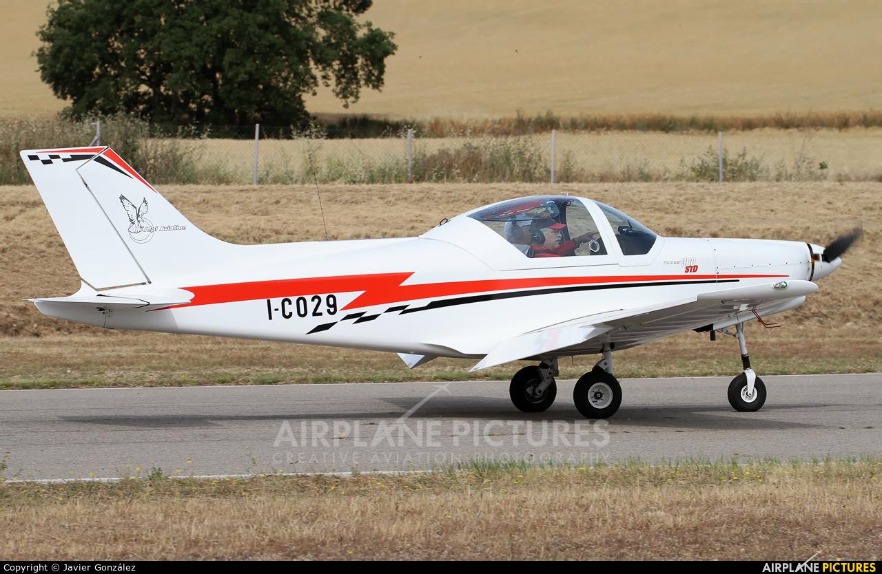 Private I-C029 aircraft at Igualada - Odena