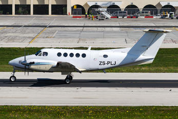 ZS-PLJ -  Beechcraft 200 King Air