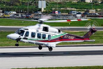 A7-GAB - Gulf Helicopters Agusta Westland AW189