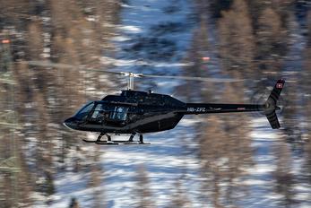 HB-ZPZ - Private Agusta / Agusta-Bell AB 206A & B