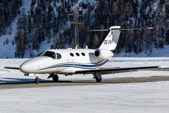 OE-FWF - Globe Air Cessna 510 Citation Mustang