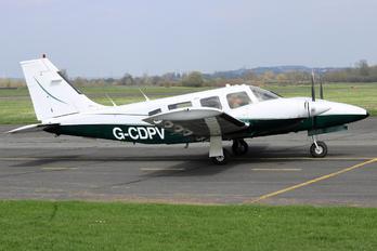 G-CDPV - Private Piper PA-34 Seneca