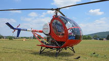 OK-PIM - Private Schweizer 269 aircraft