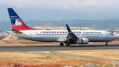HP-1533CMP - Copa Airlines Boeing 737-800