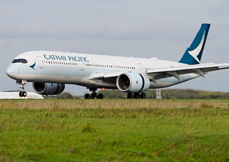 B-LRD - Cathay Pacific Airbus A350-900