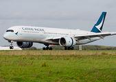 B-LRD - Cathay Pacific Airbus A350-900 aircraft