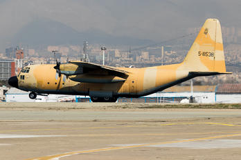 8-8538 - Iran - Islamic Republic Air Force Lockheed C-130H Hercules