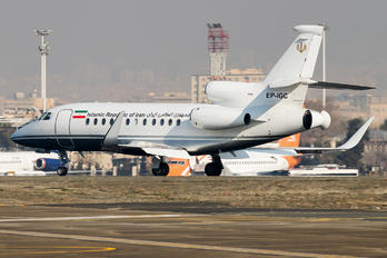EP-IGC - Iran - Government Dassault Falcon 900 series