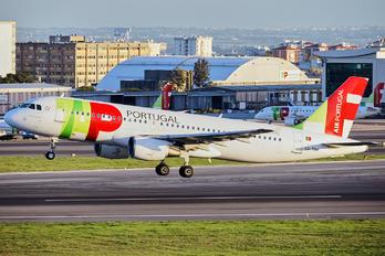 CS-TNH - TAP Portugal Airbus A320