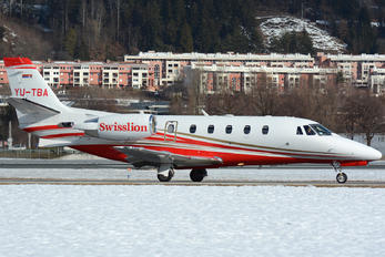 YU-TBA -  Cessna 560XL Citation XLS