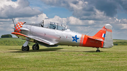N726KM - Private North American Harvard/Texan (AT-6, 16, SNJ series)
